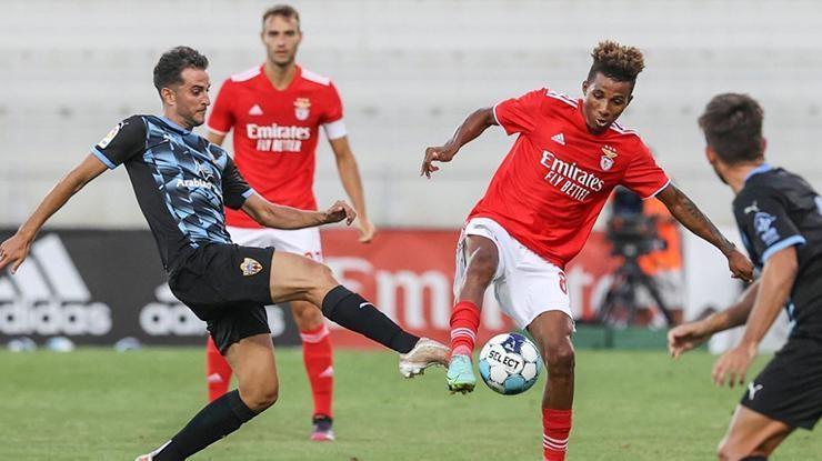 Gedson Benfica ile ikinci hazırlık maçında da oynadı