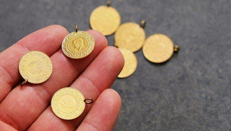 Güne yükselişle başlayan altının gram fiyatı 503 liradan işlem görüyor