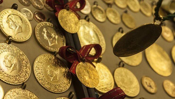 Haftaya düşüşle başlayan altının gram fiyatı 502 liradan işlem görüyor