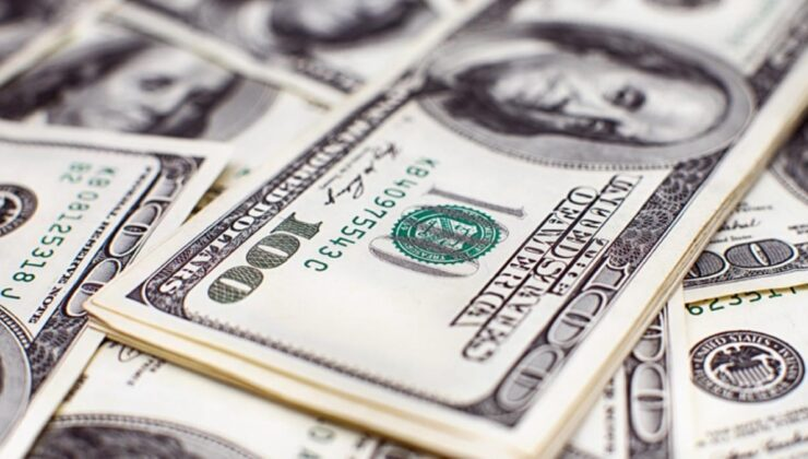 Haftaya düşüşle başlayan dolar, 8,65'ten işlem görüyor