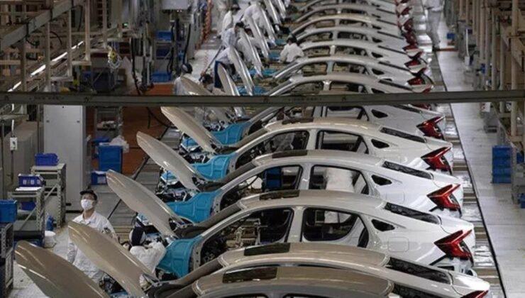 Honda çip tedariğindeki problem sebebiyle Japonya'daki tesislerinde üretime ara verecek