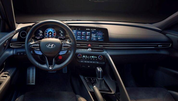 Hyundai'den 280 beygirlik sedan: Elantra N