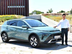 Hyundai'nin yeni yerlisi:  Bayon