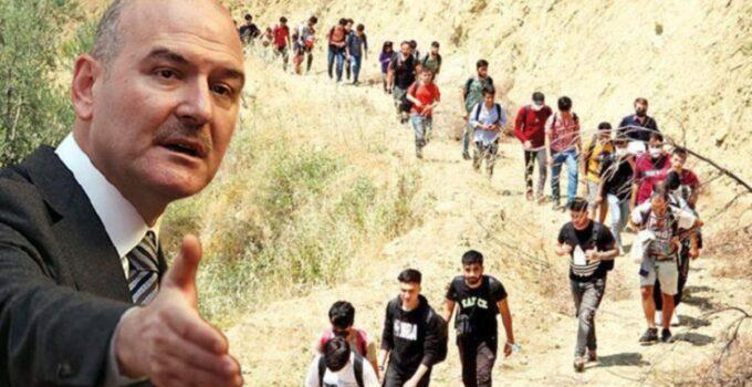 İçişleri Bakanı Soylu: Dünyada bizim kadar sağlıklı işleyen bir göç yönetimi göstersinler adımı değiştireyim