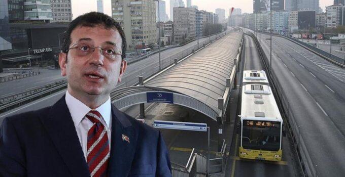 İmamoğlu, sağlıkçıların toplu ulaşım ve İSPARK'lardan ücretsiz faydalanması kararını veto etti