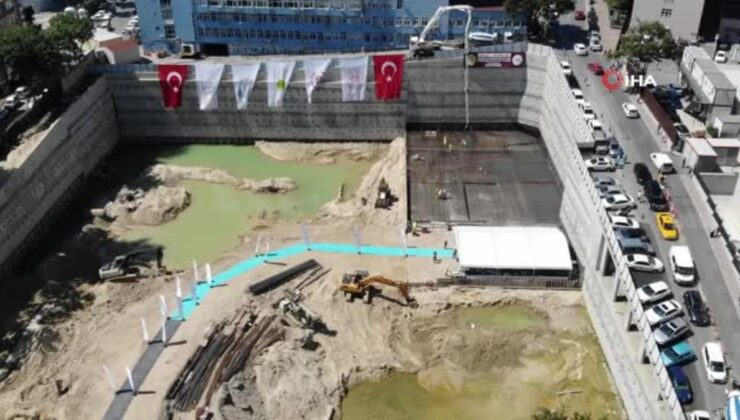 İstanbul Tıp Fakültesi Dahili Tıp Bilimleri Binası'nın temeli atıldı