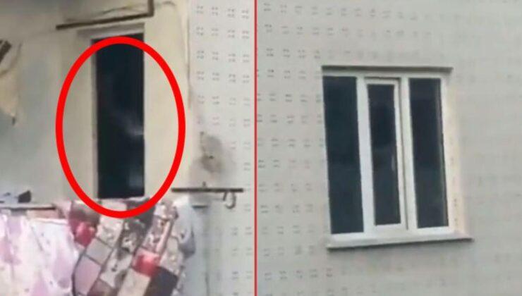 İstanbul'un göbeğinde güpegündüz işkence! Acımasız baba çocuğunu ayağından tavana asıp dövdü iddiası