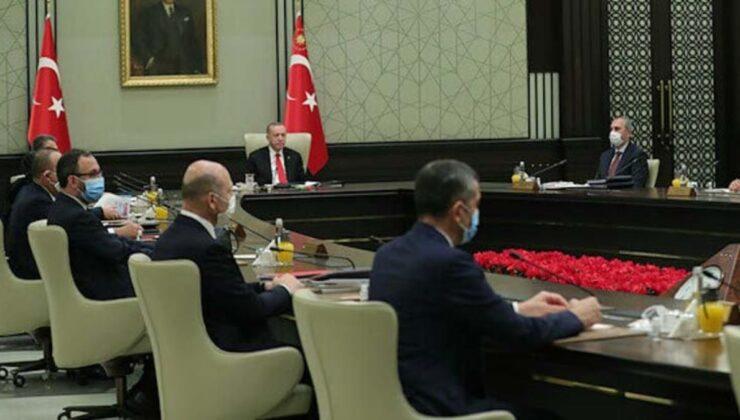 Kabine toplantısı sona erdi! Masada Kurban Bayramı tatili var