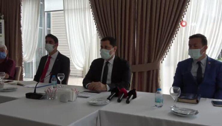 Karadeniz'de aşılamada 'mavi' olan tek ilin sırrını Vali Masatlı açıkladı