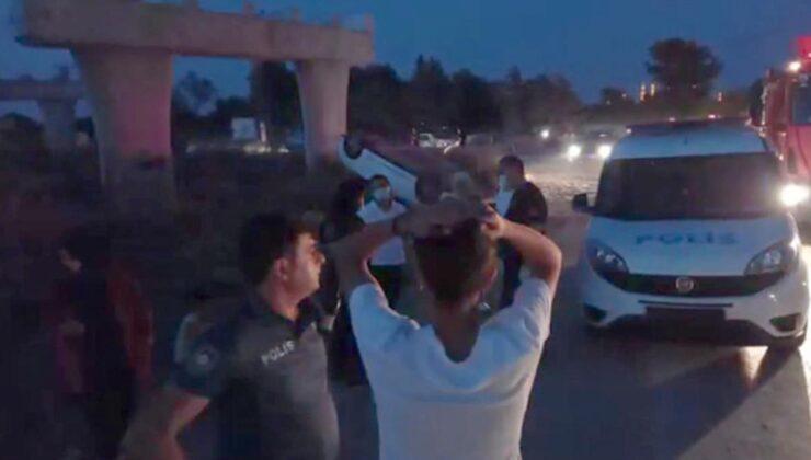 Kaza yapan ehliyetsiz sürücünün baba korkusu: Babam duyarsa ben ne yapacağım