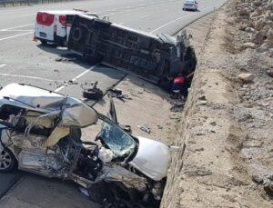 Kurban Bayramı'nın 8 günlük trafik kazası bilançosu: 46 ölü, 341 yaralı