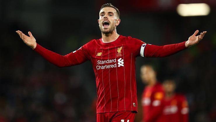 Liverpoolda Henderson krizi yaşanıyor