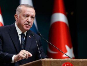 Lozan Antlaşması'nın 98. yıl dönümü için Cumhurbaşkanı Erdoğan'dan mesaj: Mücadelemiz uluslararası alanda tasdik edildi