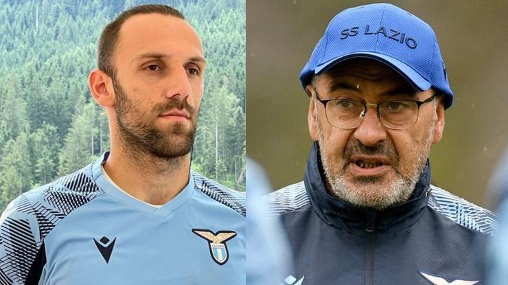 Maurizio Sarriden Vedat Muriçi eleştiren taraftara azar!