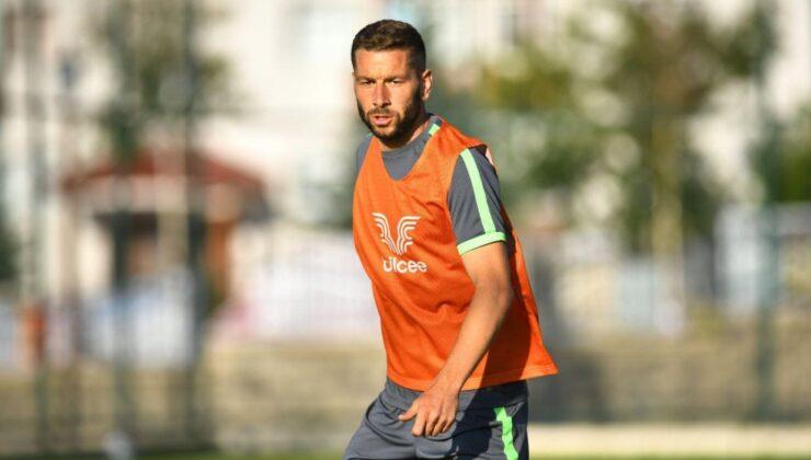 Nejc Skubic: Taraftarımızla maçlara çıkmak için can atıyorum