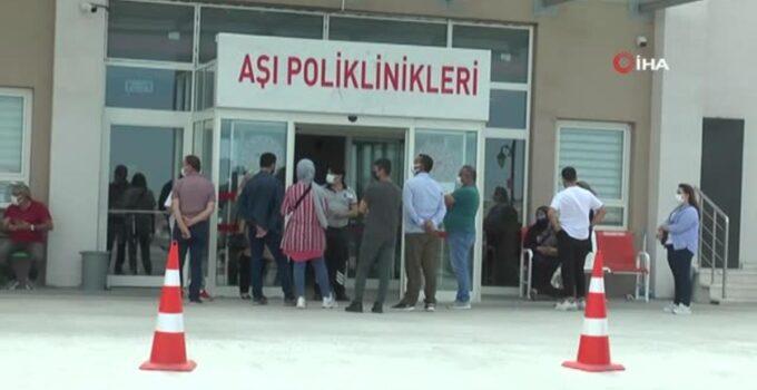 Nevşehir'de Covid-19 vakalarının yüzde 87'sini aşısızlar oluşturuyor