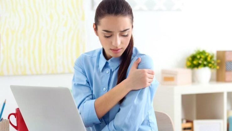 Omuz ağrısıyla başvuranların %60'ının nedeni omuz sıkışması