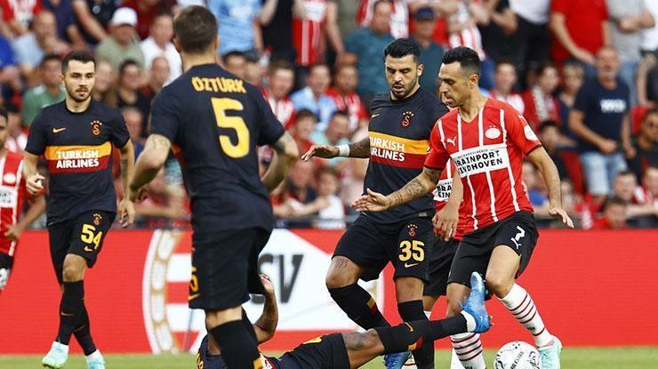 ÖZET PSV – Galatasaray maç sonucu: 5-1
