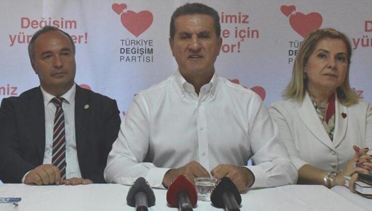 Partisinin kongresinde konuşan Mustafa Sarıgül, kürsüde baygınlık geçirdi