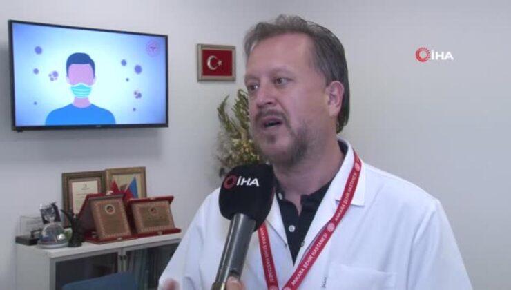 Prof. Dr. Oğuztürk'ten 'bayram' uyarısı: 'Kesinlikle orta yaşlı ve büyüklerimizi riske edecek davranışlardan uzak kalalım'