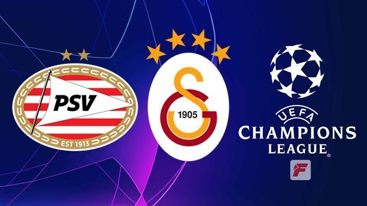 PSV – Galatasaray maçı ne zaman, hangi kanalda, saat kaçta?