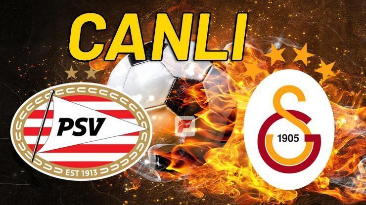 PSV Galatasaray şifresiz canlı izle… PSV-GS TV8 canlı yayın