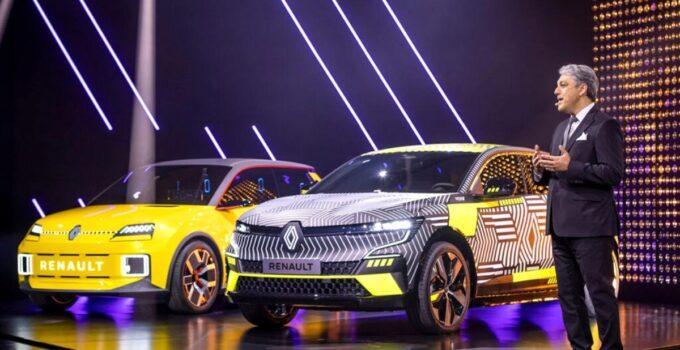 Renault'nun yeni yol haritası açıklandı