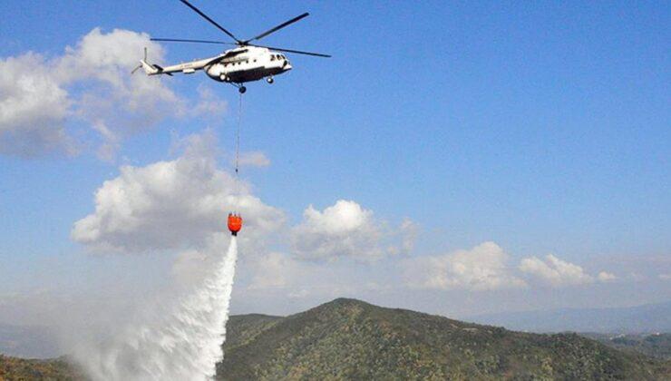 Rusya'dan sonra bir destek de Azerbaycan'dan! Yangın söndürme çalışmaları için 500 kişilik ekip gönderecekler