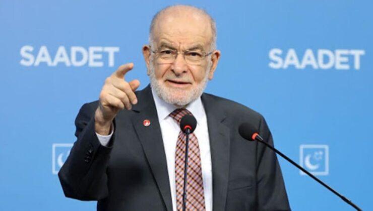 Saadet Partisi 'Temel Karamollaoğlu istifa edecek' iddiasını yalanladı