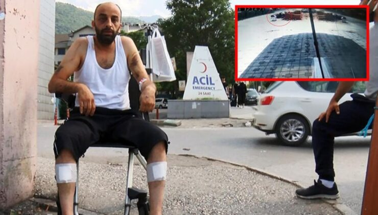 Saldırıya uğrayan adam dehşet dakikalarını anlattı: Kafama sallama bıçakla vurdular, öldüm sanıp bıraktılar