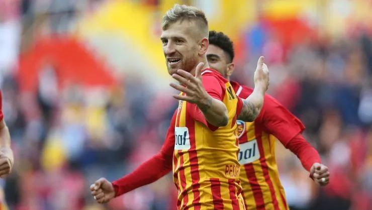 Sivasspor Kayserispordan Pedro Henriqueyi transfer etti