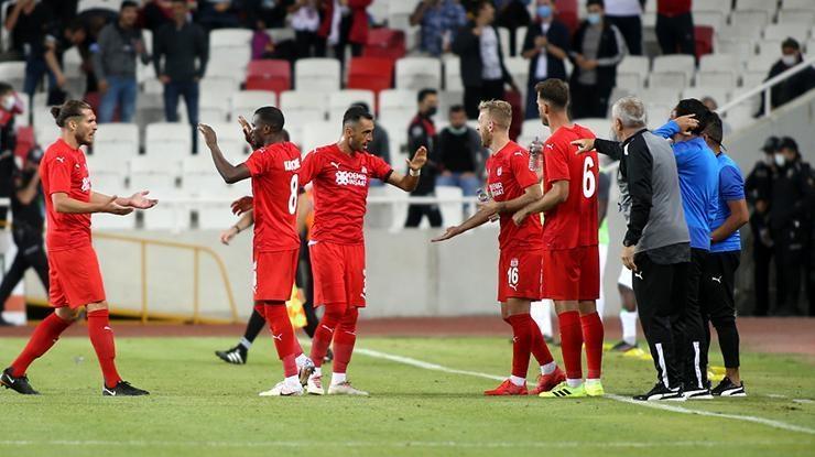 Sivassporun rakibi Dinamo Batumi oldu