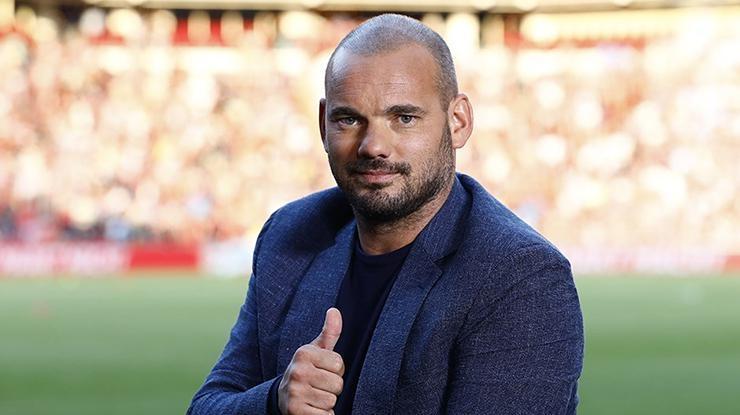 Sneijder: Galatasaray ismine yakışmayan bir görüntü