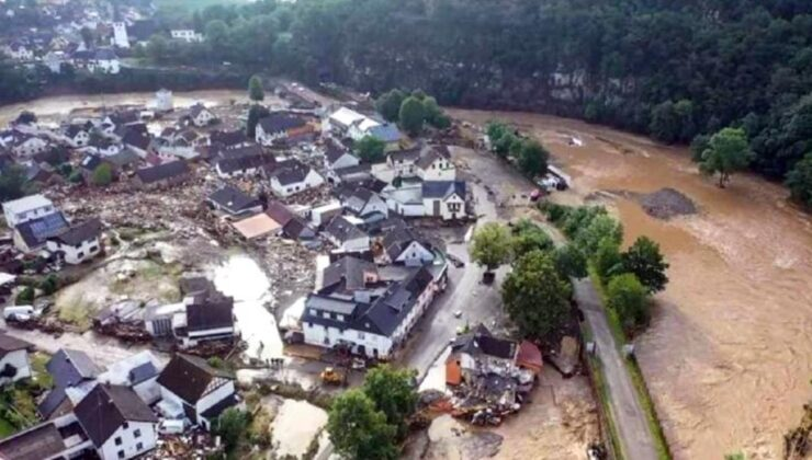 Son Dakika: Almanya'daki sel ve su baskınlarında bilanço ağırlaşıyor! Ölenlerin sayısı 103'e yükseldi