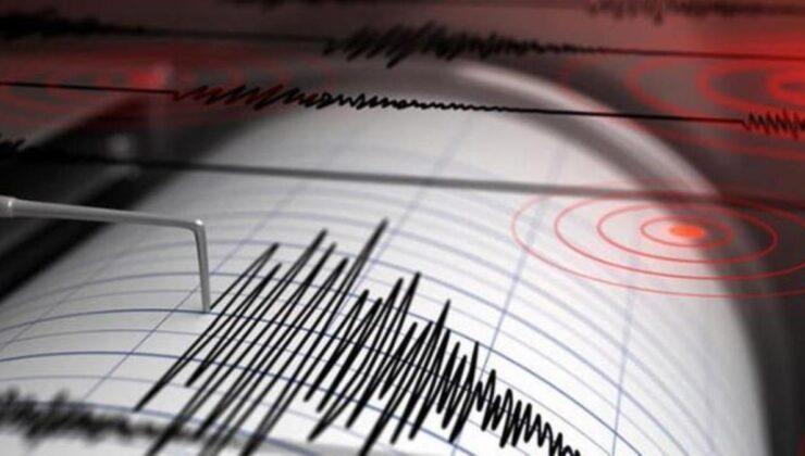 Son Dakika: Diyarbakır'da 4 büyüklüğünde deprem! Çevre illerde de hissedildi