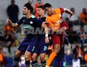 Son dakika Galatasaray haberi: (ÖZET) Galatasaray – PSV maç sonucu:…
