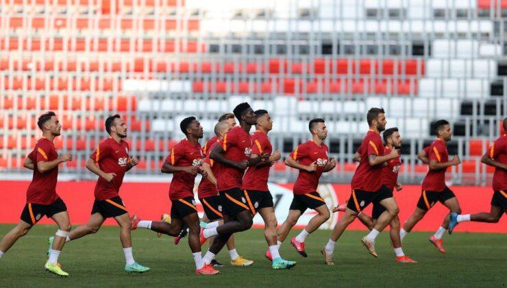 Son dakika! Galatasarayda PSV maçı öncesi Falcao ve Feghouli…