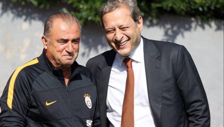 Son dakika GS haberi: Fatih Terimden Galatasaraya 3 yıllık…