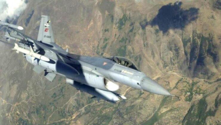 Son Dakika! Irak'ın kuzeyine hava harekatı! Kandil, Gara ve Hakurk'ta terör hedefleri vuruldu