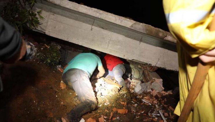 Son Dakika! Rize'de sel ve heyelan: 1 kişi hayatını kaybetti, 3 kişi kayıp