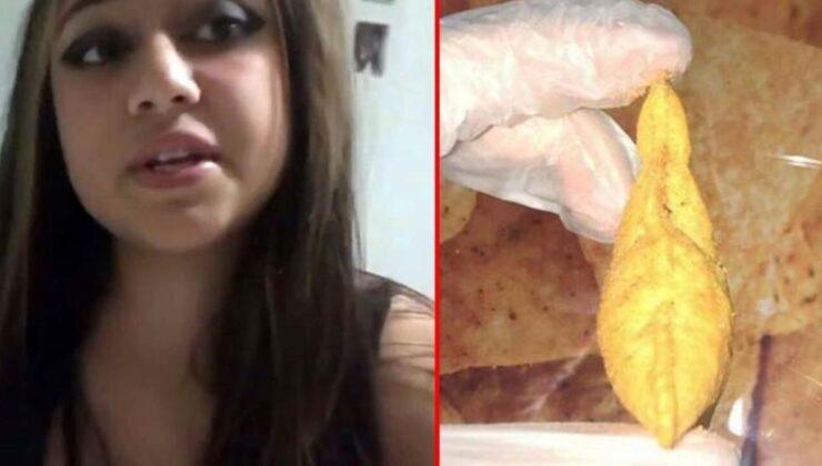 Tesadüfen bulduğu cipsi sosyal medyada paylaşan 13 yaşındaki kız, 125 bin lira kazandı
