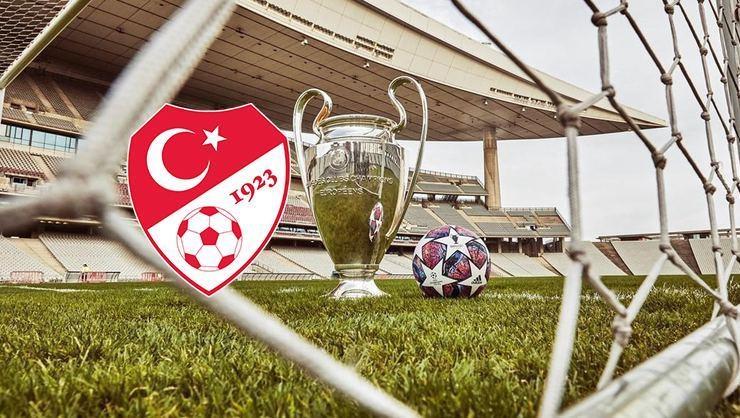 TFFden Şampiyonlar Ligi Finali açıklaması