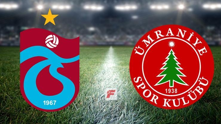 Trabzonspor – Ümraniyespor maçı ne zaman, saat kaçta, hangi kanalda?…