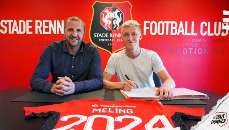 Trabzonsporun istediği Birger Meling, Rennesde! 2.5 milyon…