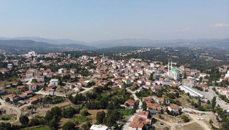 Tüm vatandaşların aşılandığı Bursa'nın Büyükorhan ilçesinde vakalar sıfırlandı