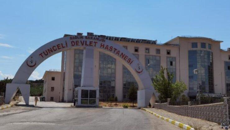 Tunceli'de Delta varyantı alarmı! 52 kişi karantinada