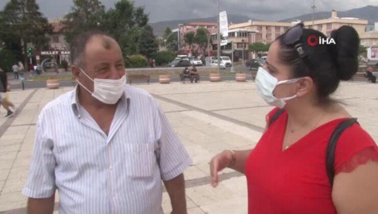 Vali ikna etti, vatandaş aşı oldu