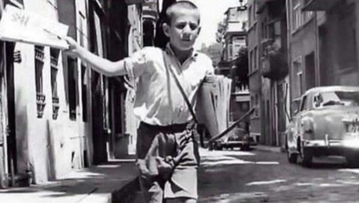 'Yazıyor yazıyor' sesleri tarihe karıştı! Meşhur fotoğraftaki gazeteci çocuk hayatını kaybetti