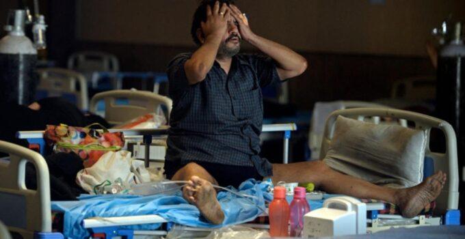 Yeni kabus kara mantar hızla Hindistan'a yayılıyor! Hastalığı geçiren adam: En kötüsü korona sanmıştım