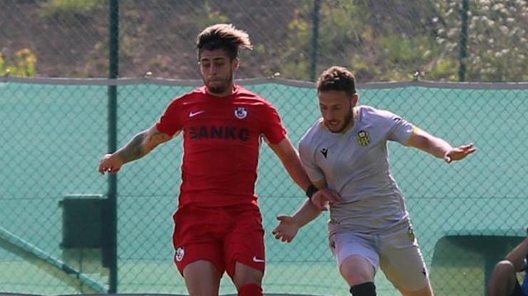 Yeni Malatyaspor hazırlık maçında Gaziantepi 5-1 mağlup etti